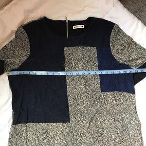 Whistles silk dress size 10